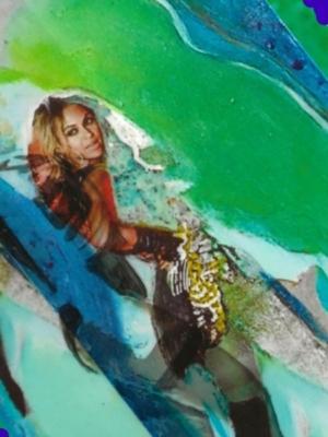 Beyonce Aura Conscious