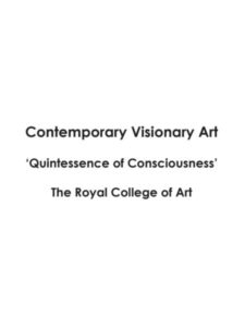 Quintessence of Consciousness