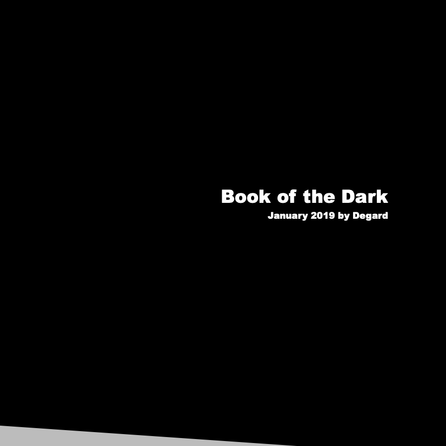 Book of the dark